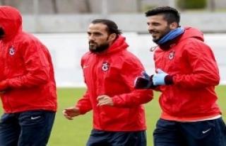 Trabzonspor Güç Depoluyor
