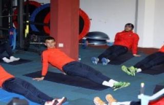 Trabzonspor İkinci Yarı Hazırlıklarına Başladı