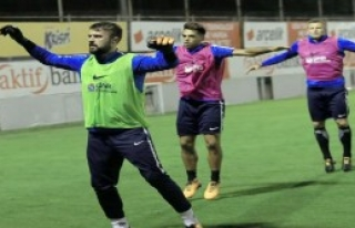 Trabzonspor'da Beşiktaş Maçı Hazırlıkları Başladı