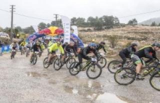 Dağ Bisikleti Rallisi Tamamlandı