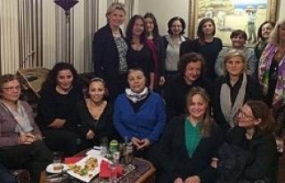 Türk-Alman Kadınlar Kulübü'nde Seçim