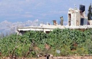 Türk Askeri Afrin'i izliyor