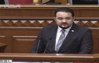 Ukrayna Parlamentosu'nda Bir Türk