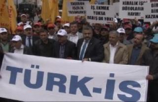 Türk-İş'ten Özel İstihdam Büroları İçin Eylem