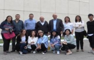 Türk Kuru Meyvelerini Çinli Gazeteciler Tanıtacak