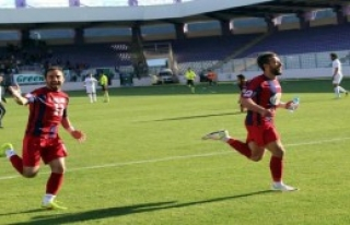 Türk Metal Kırıkkalespor 3'üncü Lig'de