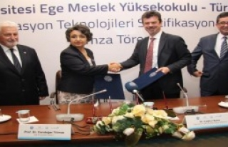 Türk Telekom ile EÜ İşbirliği