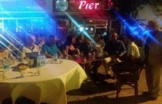 Türk-Yunan Dostluk Gecesi Düzenlendi