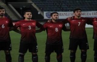 Türkiye: 0 - Kıbrıs Rum Kesimi: 1