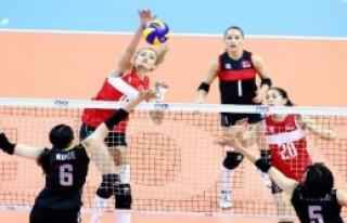 Türkiye Finale Çıktı