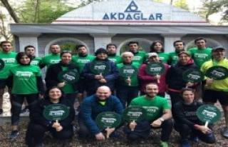 Maratonda Darüşşafaka'yı Destekleyecek