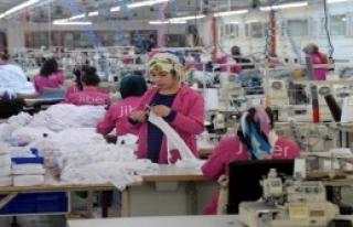 Tekstil Kenti Diyarbakır'da Kuruluyor
