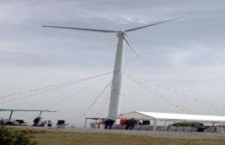 Tarımsal Sulama Amaçlı Rüzgar Türbini