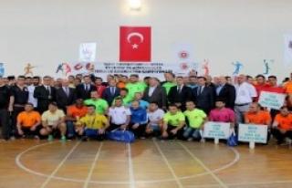 Badminton Şampiyonası Sona Erdi