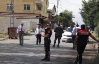 Ümraniye'de Hurdacıların Silahlı Kavgası