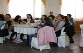 Üretci Kadınlar Urla'da Buluştu