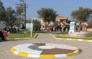 Urla'da Vefa Parkı