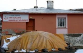 Van'da Sağlık Merkezi 5 Yıldır Kapalı