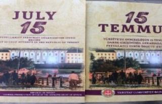 Yargıtay'dan '15 Temmuz' Broşürü