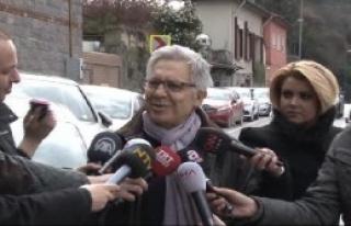 Yaşar Kemal'in Ailesine Taziye Ziyaretleri