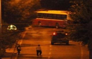 Ydg-H'liler Anahtarını Aldıkları Belediye Otobüsü...