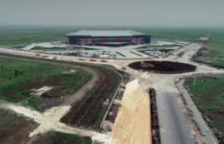 Türkiye Kupası finaline hazırlanıyor