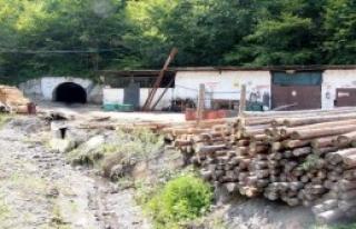 Maden Ocağında Üretim Durduruldu