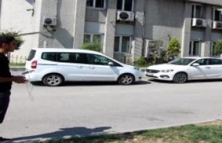 Zonguldak'ta 'Drone' Destekli Trafik Denetimi