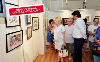 Foça'da sanat rüzgârları esiyor