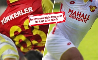 Göztepe formasında Türkerler imzası!