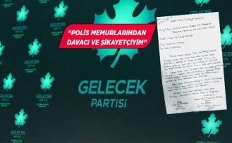 Gelecek Partisi İzmir'den flaş suç duyurusu