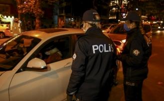 750 polisin katılımıyla asayiş uygulaması yapıldı