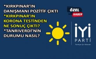 İYİ Parti İzmir'de korona alarmı!