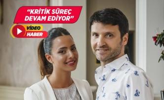 Sinan Özen'in bebeği altıncı kez ameliyat oldu!