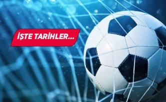 Süper Lig ve Türkiye Kupası programı açıklandı!