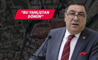 AK Parti Meclis Üyesi Boztepe'den 'Karşıyaka' çağrısı