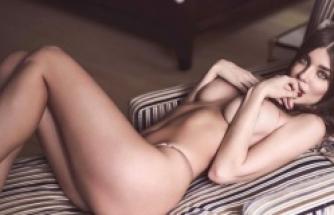 Daria Konovalova'dan seksi pozlar!