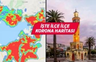 İzmir hiç bu kadar kızarmamıştı!