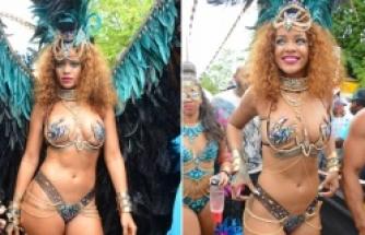 Rihanna'nın stil evrimi