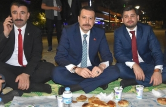 AK Partili Kaya, gençlerden destek istedi