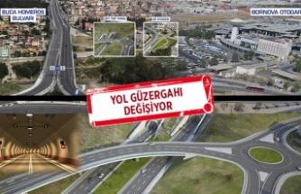 Büyükşehir'den trafik hamlesi!