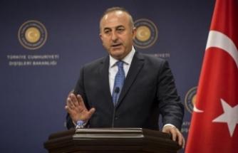 Çavuşoğlu'ndan flaş İsrail çıkışı: 'Peşini bırakmayacağız'