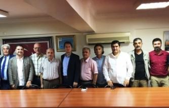 CHP'li Yücel, Erzurumlulardan oy istedi