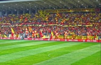 Göztepe'de kombineler satışa çıkıyor