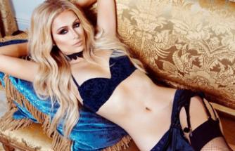 Paris Hilton'dan Türkiye' mesajı!