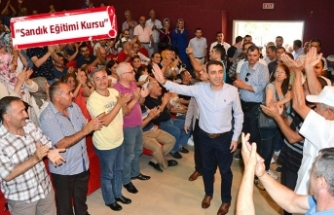 AK Parti Buca'da 24 Haziran hazırlığı