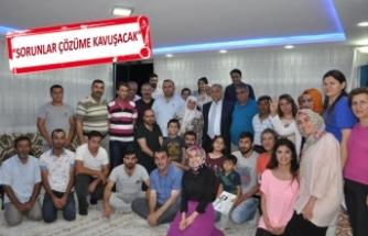 AK Partili Doğan, imar barışını anlattı