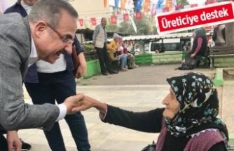 AK Partili Sürekli: Son güne kadar çalışacağız