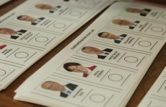 Başkanlık seçimlerinde, İzmir'den ilk sonuçlar gelmeye başladı...