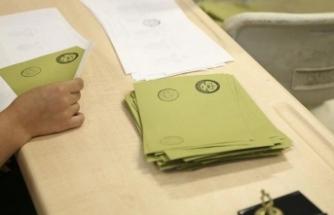 Bozköy'de oy kullanma 32 dakika sürdü